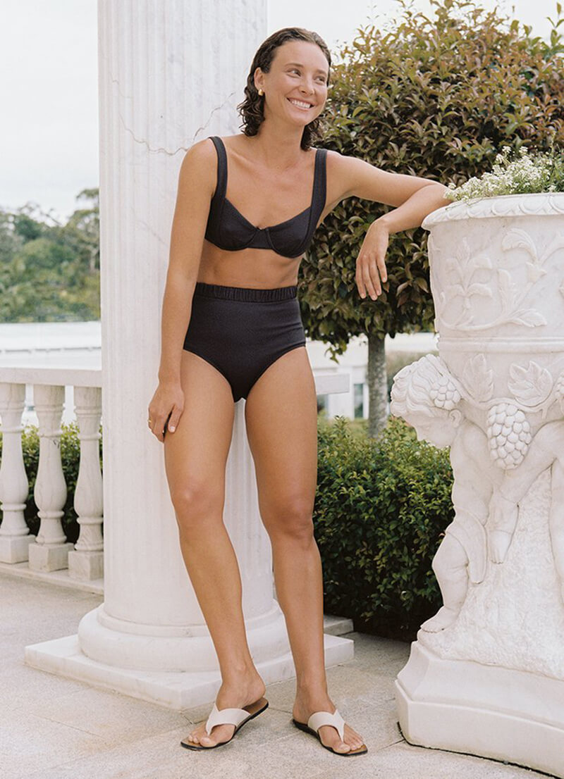 We Can't Get Enough of The Timeless, Feminine Design From Peony Swim