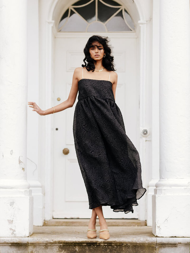 Classic, Feminine Details At Their Best From Sister Jane