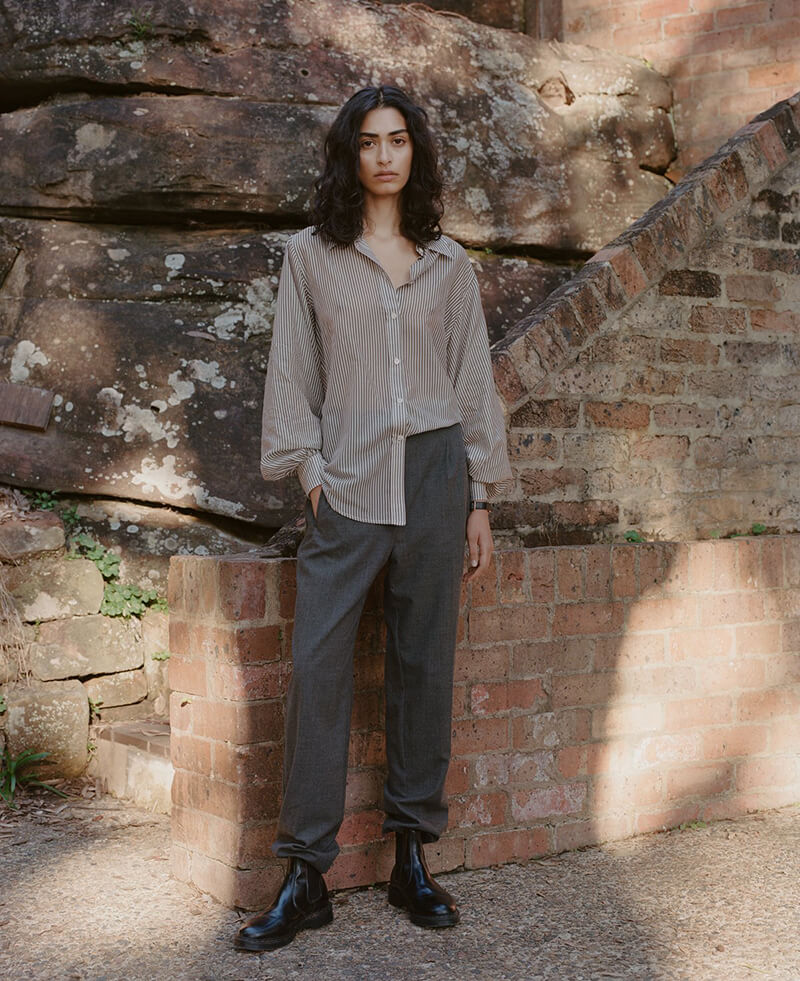 Relaxed and Elevated Come Together Flawlessly In This Collection from Mahsa