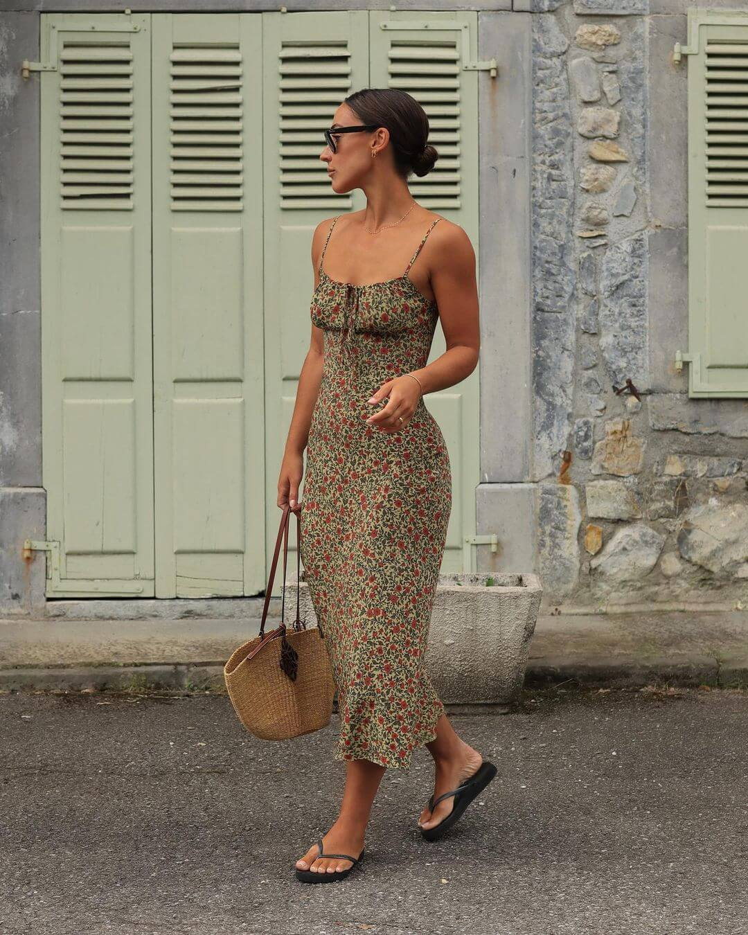 20 Dainty Floral Dresses To Wear Now & Later