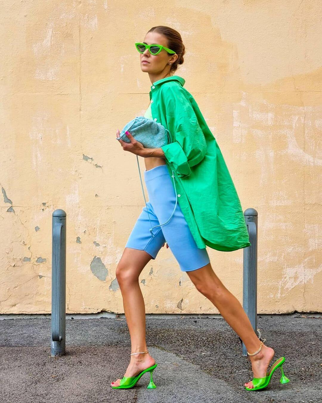 All The Best Green Pieces To Make Your Outfits Pop