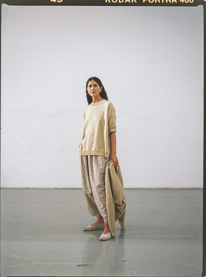 The Minimalist Aesthetic At Its Best From Monica Cordera
