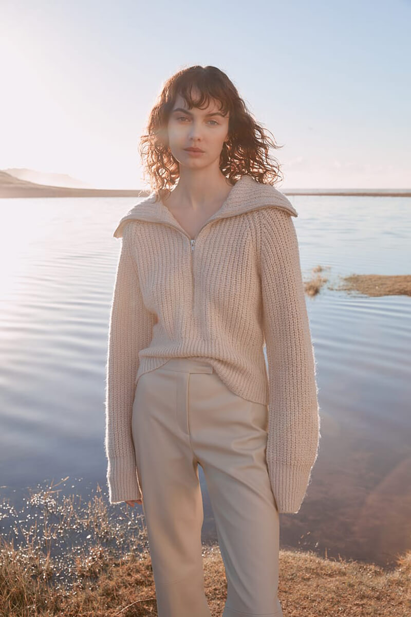 Upgrade Your Wardrobe with Chic Minimalism From Henne