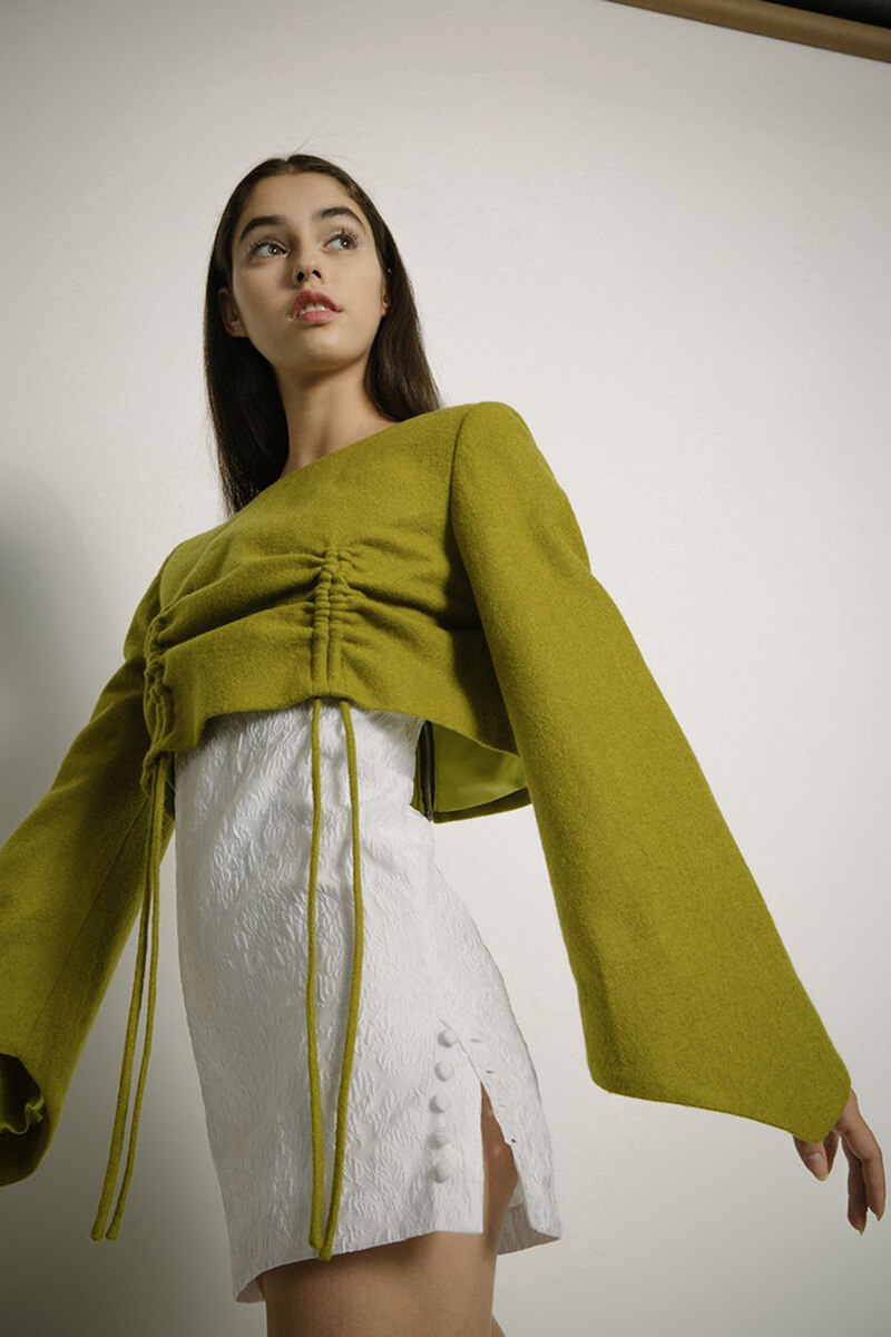 Play With Your Sense Style With Sustainable Pieces From MOIS Studio