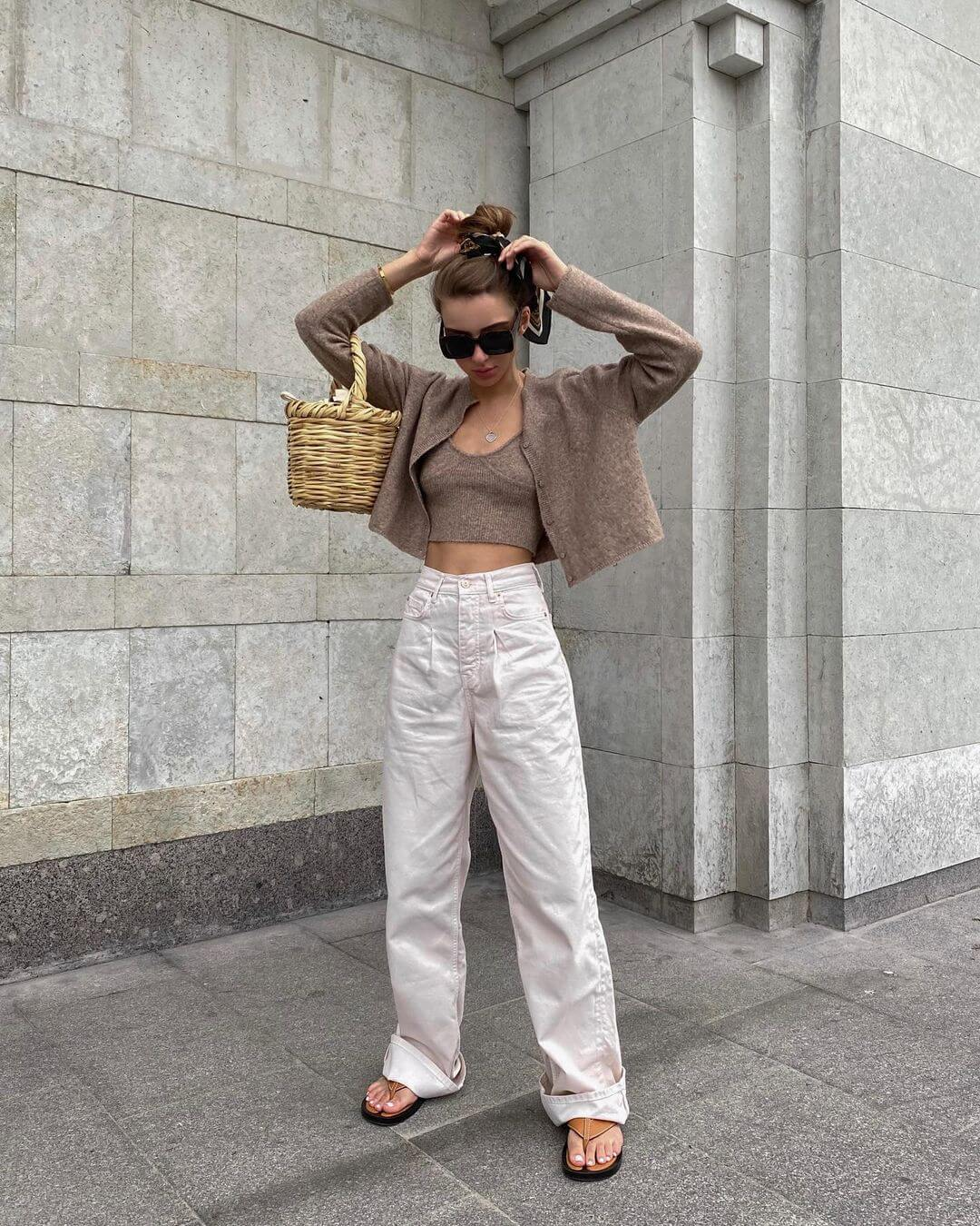 Cardigan Sets Are The Trend We Just Can't Quit