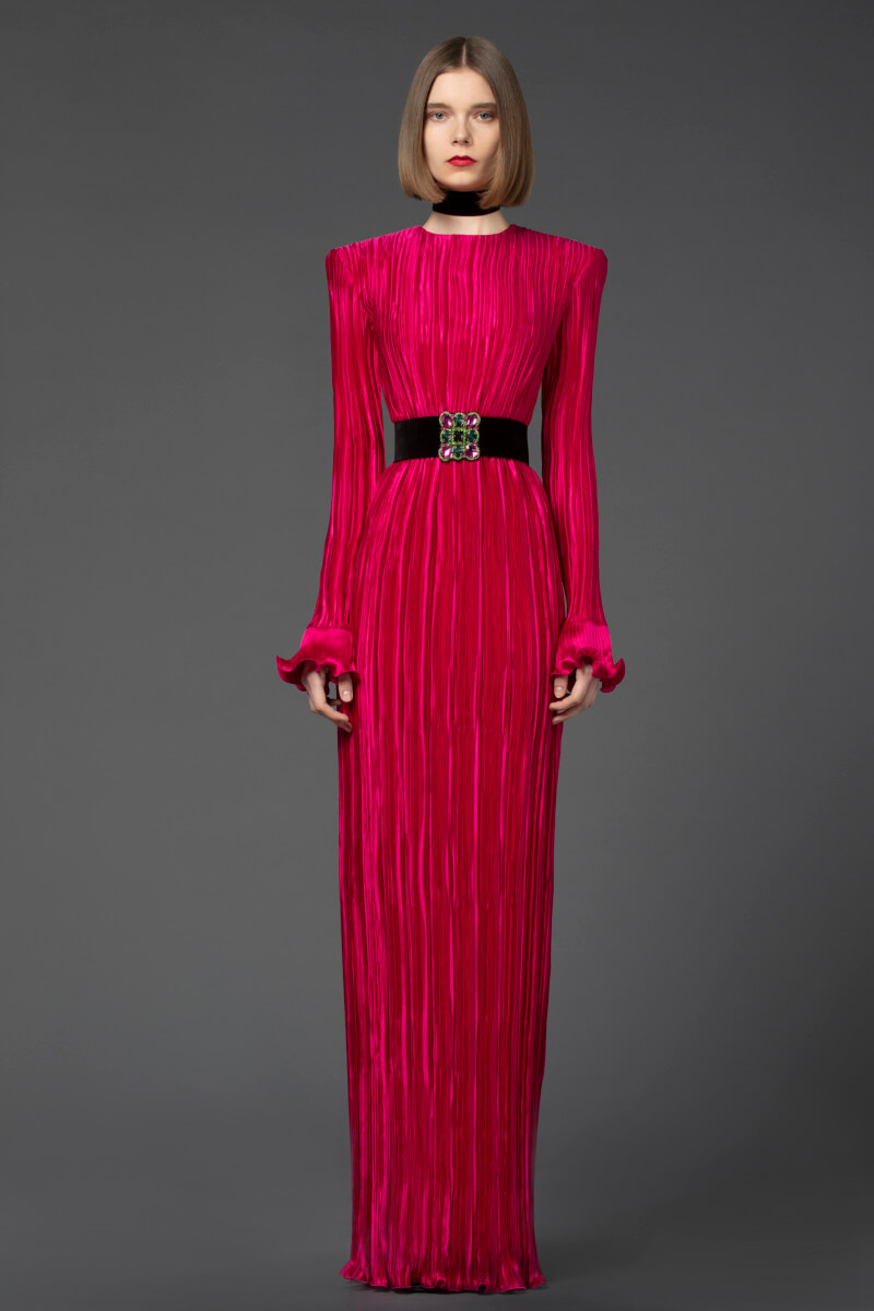 The Belle of The Ball In A Gown From Andrew GN's Fall/Winter '21 Collection
