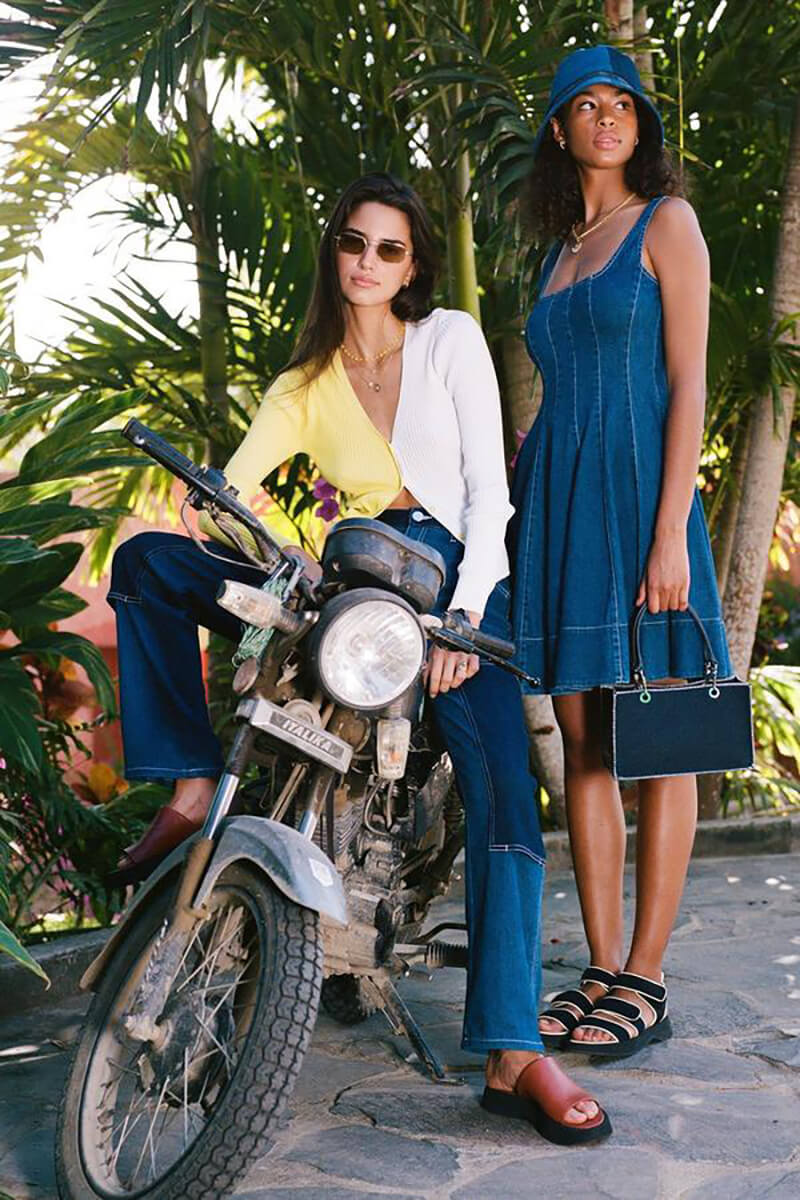 Enjoy The Last Stretch Of Summer With STAUD's Show-Stopping Looks