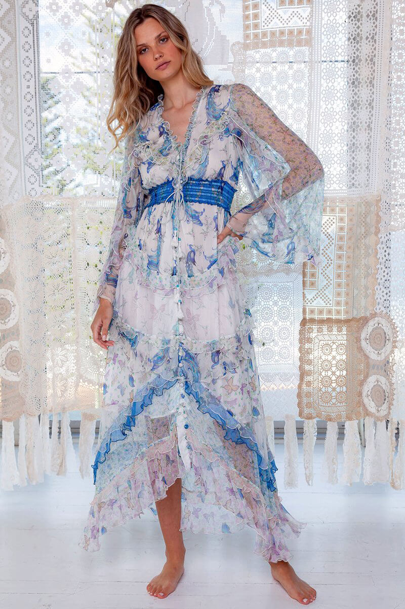 Boho-Inspired Dresses At Their Best Thanks To Fillyboo