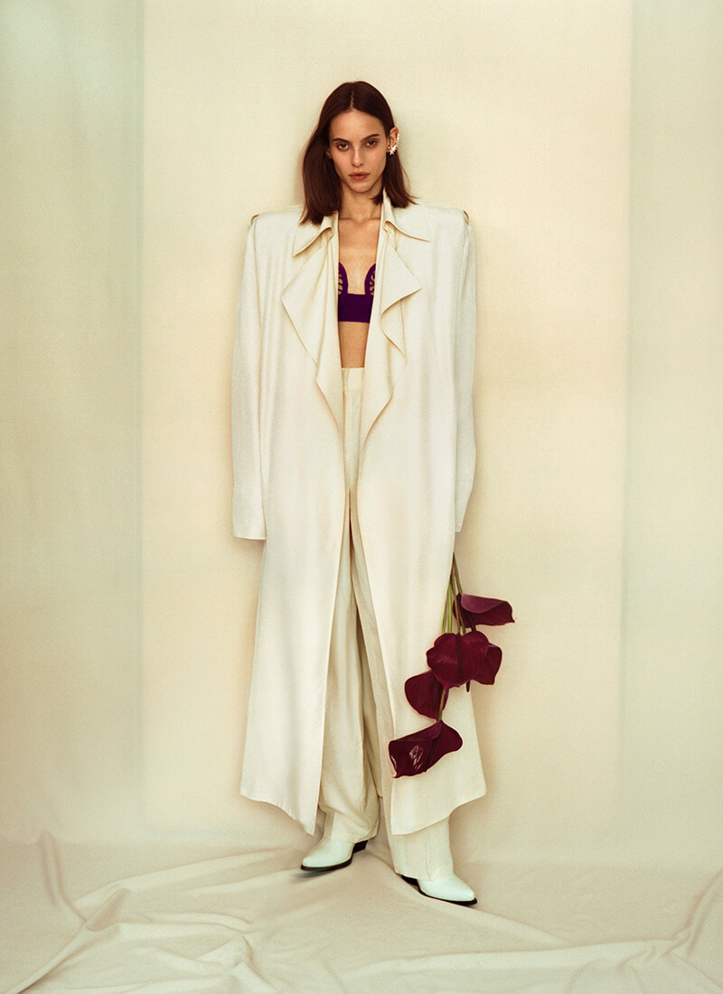 Dress To Impress In Magda Butrym Pre-Fall 2021 Collection