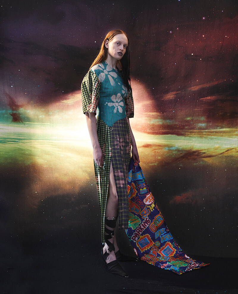 Sustainability and Conceptual Fashion Come Together In Rave Review AW21 Collection