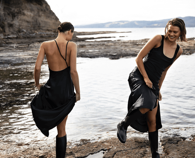 Embrace The Summer and Fall Season Simultaneously With This Stunning Collection From SIR The Label