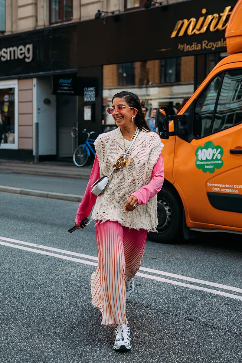 Our Favorite 24 Street Style Looks From Spring 2022 Copenhagen Fashion Week