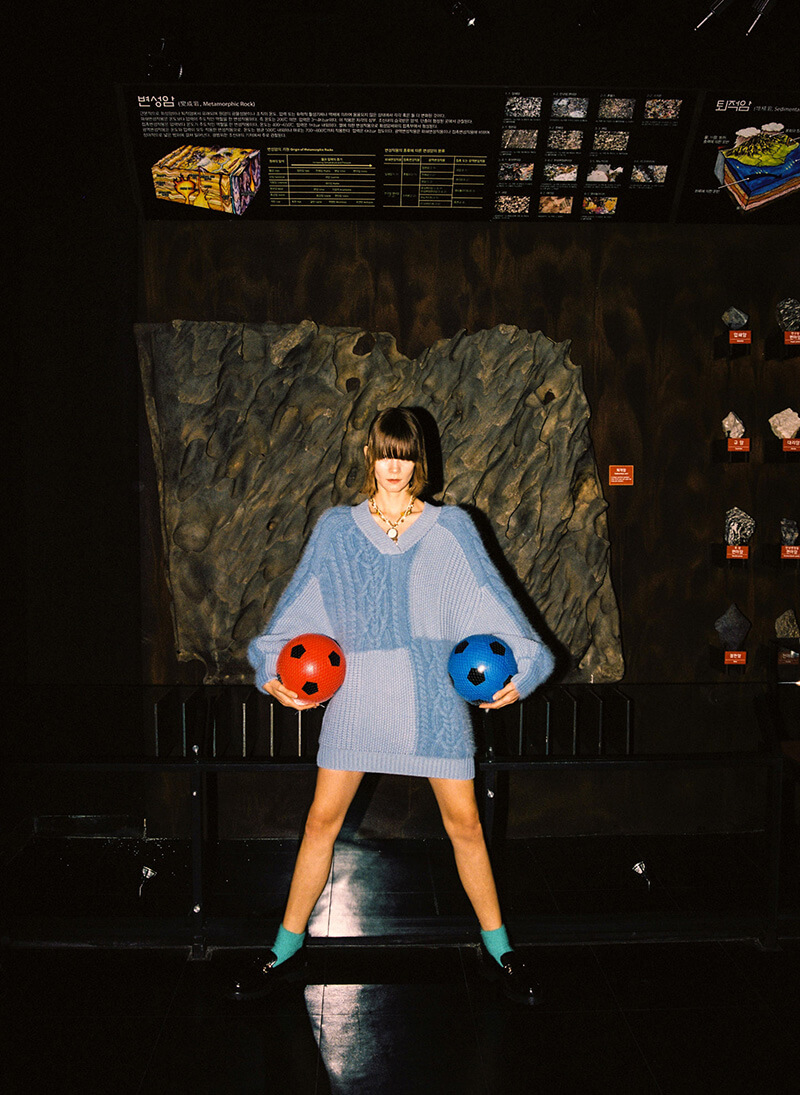 Andersson Bell Invites You To Play With Your Fall Style