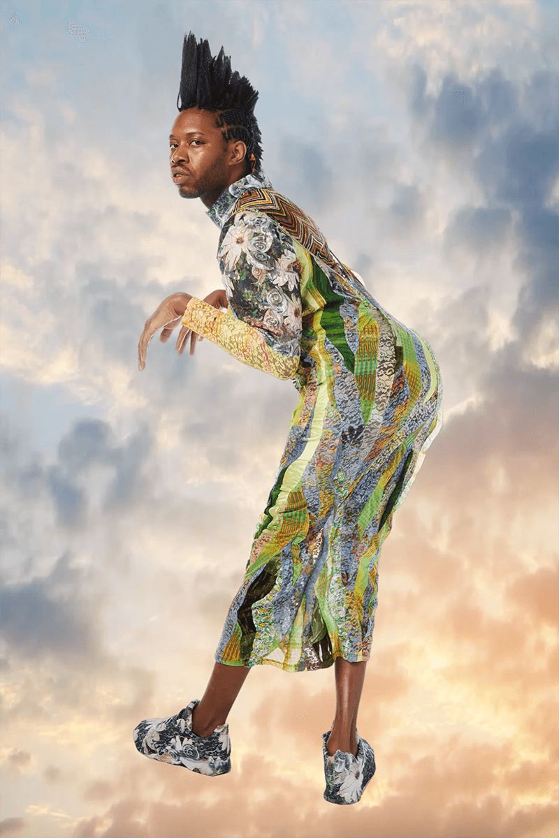 Collina Strada Encourages Self Expression With This Head-Turning Collection