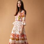 Zippora Seven Is A Bohemian Princess In Spell's Latest LookBook