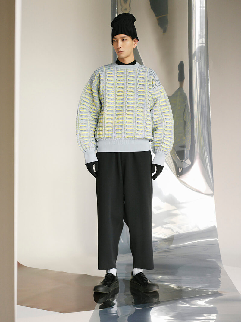 Your Knitwear Gets a Whole New Look With CFCL Vol. 2