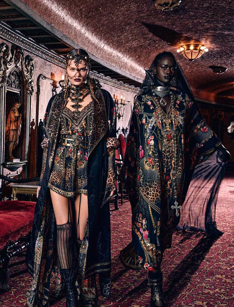 Time Travel With This Collection From Camilla