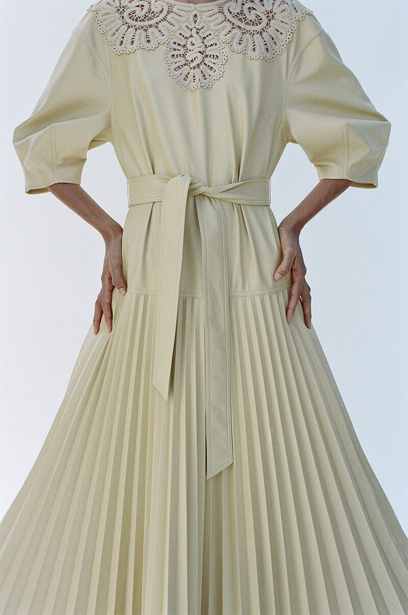 Jonathan Simkhai Brings Sophisticated and Chic Styling Together Effortlessly