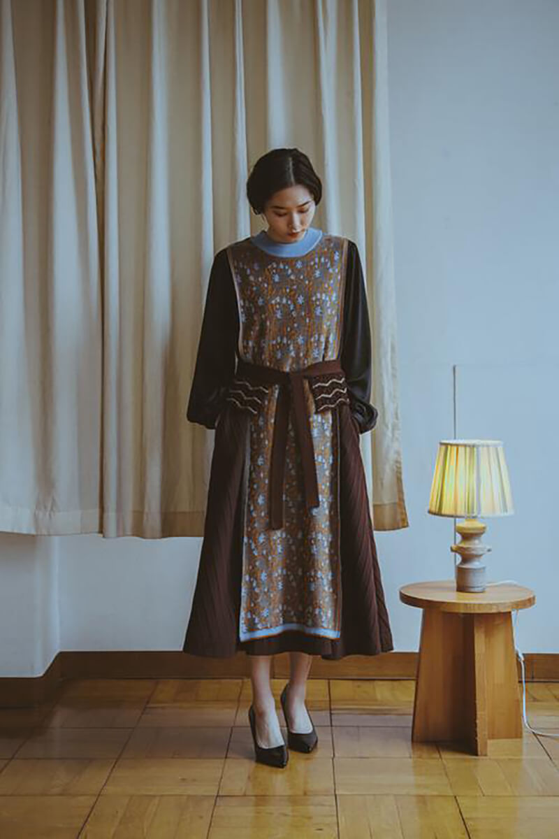 For All Your Knitwear Needs, Yuki Shimane Is The Go-To Destination