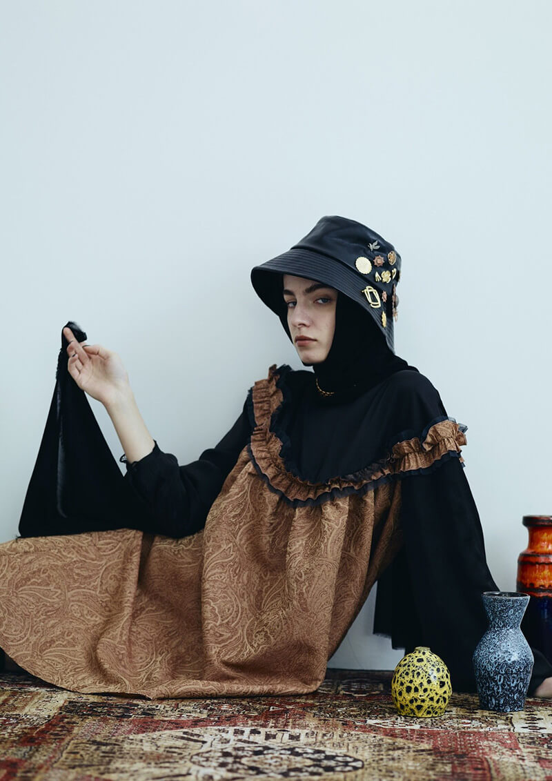 Challenge Your Style With Autumn 2021 Designs From Tohgen Tohgen