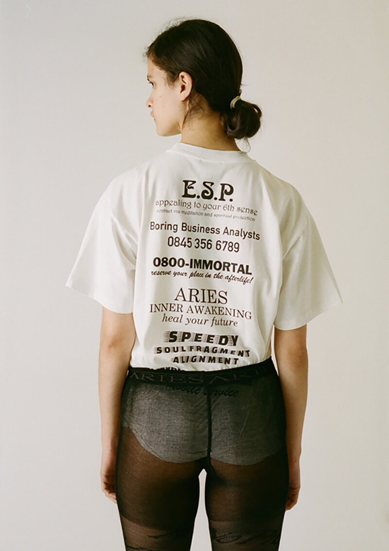 Modern Streetwear is Waiting For You In The Aries Autumn/Winter Lookbook