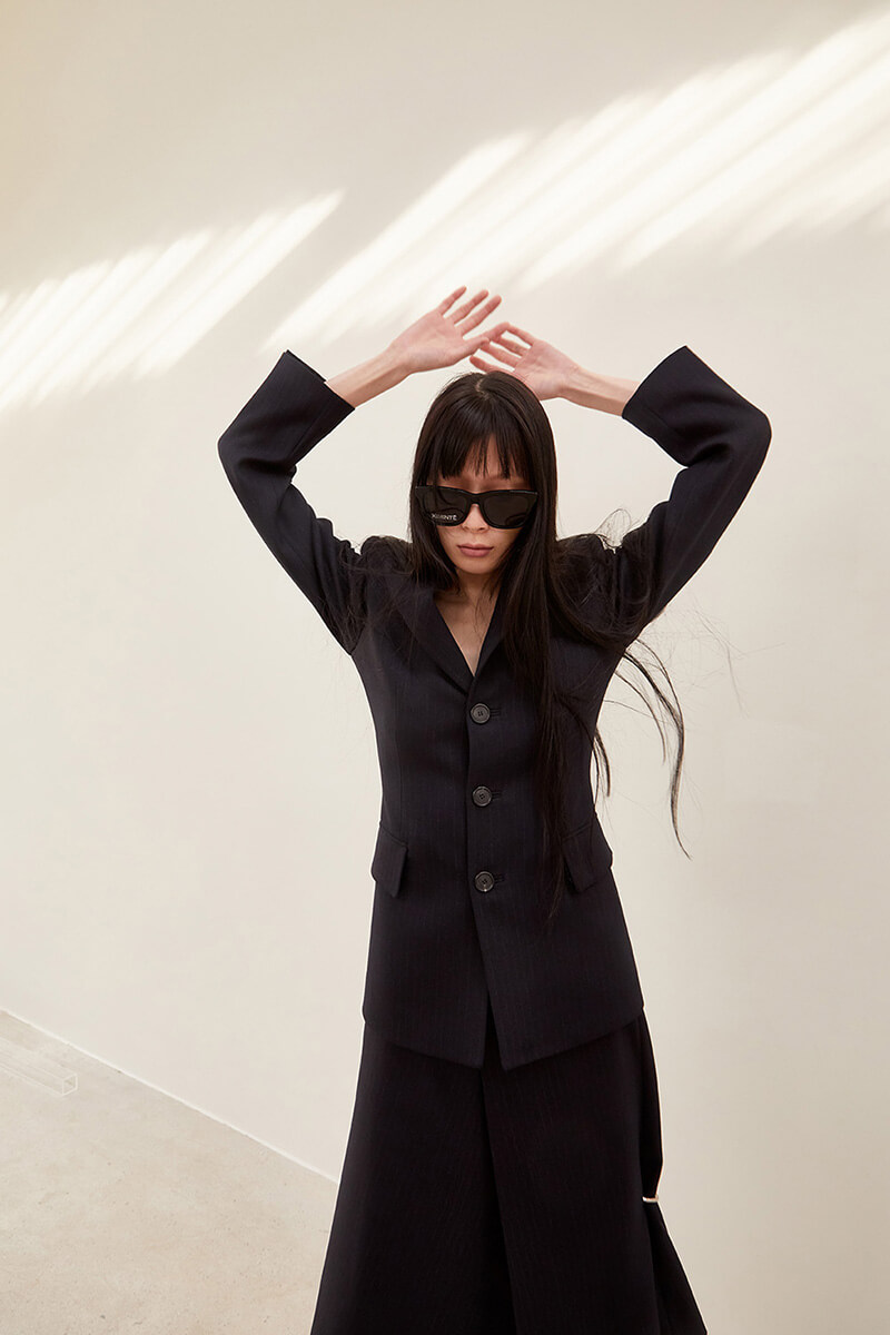 Bring a Level of Haute Couture Style To Your Wardrobe With KIMHEKIM Fall '21 Collection