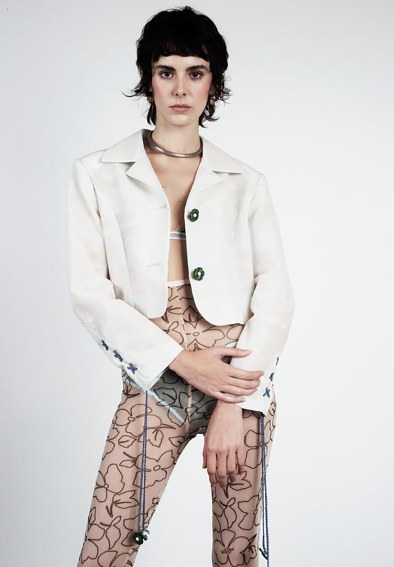 Parisian RTW Brand Ichiyo Does A Fresh Take On Modern Feminine Style