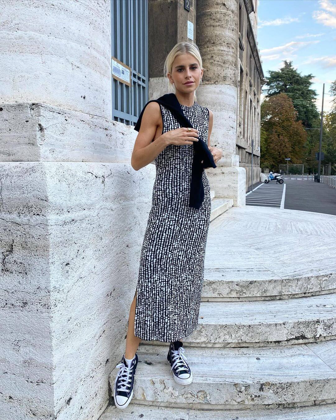 These 16 Knit Dresses Are The Perfect Fall Transitional Piece