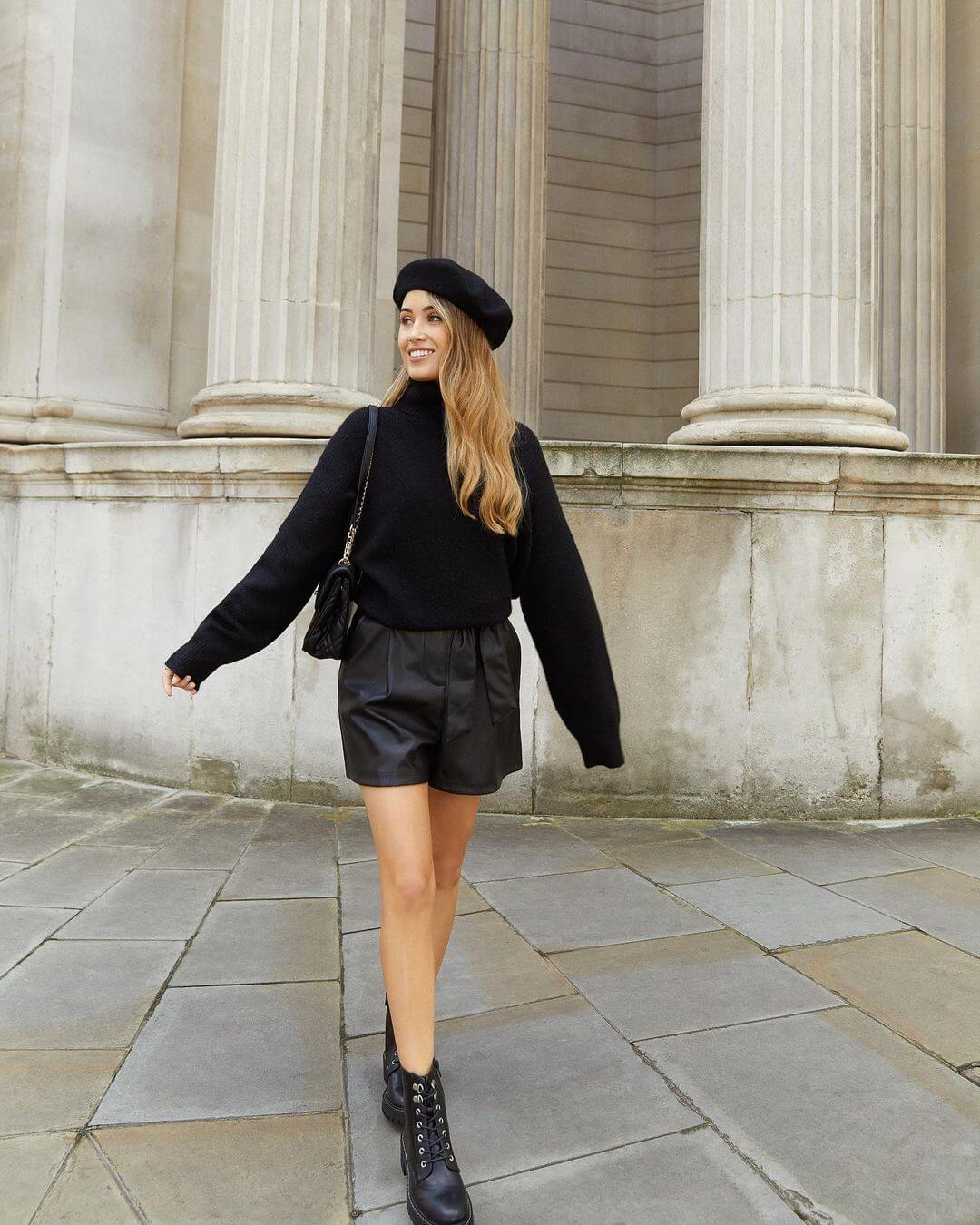 10 Fashion-Girl Ways to Wear Leather This Fall