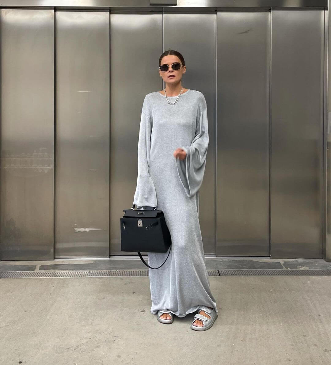 These Metallic Pieces Are Defining Fall Fashion