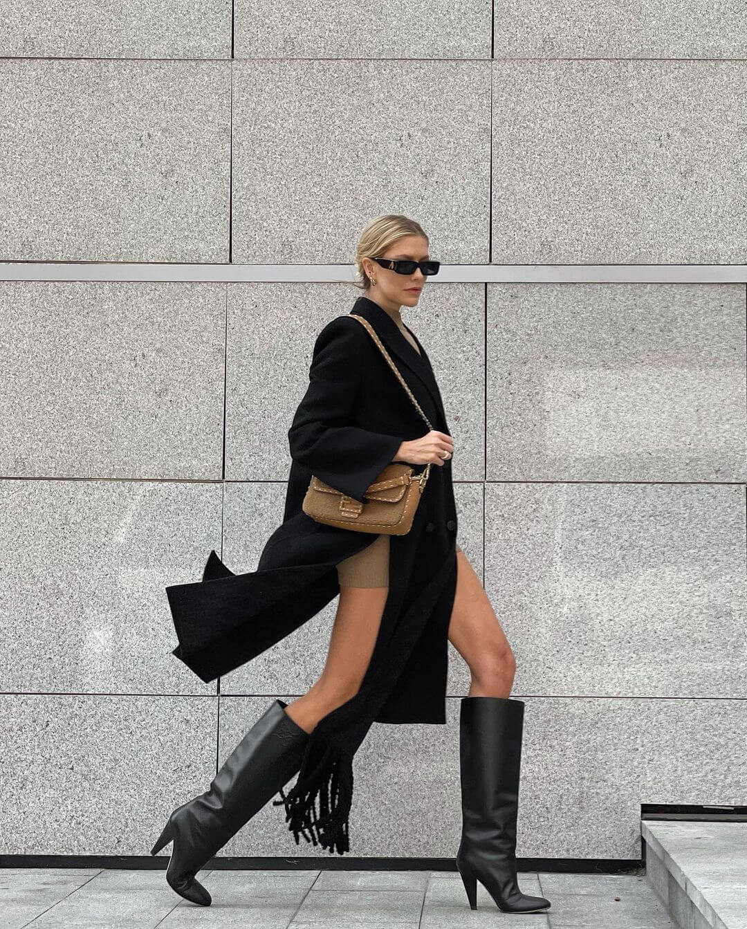 Level Up Your Wardrobe With Structured Knee-High Boots