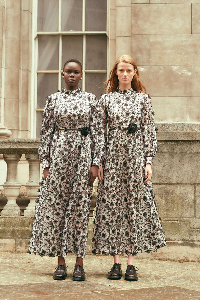 Fall Head Over Heels In Love With This Classically Feminine Pre-Spring Collection From Erdem