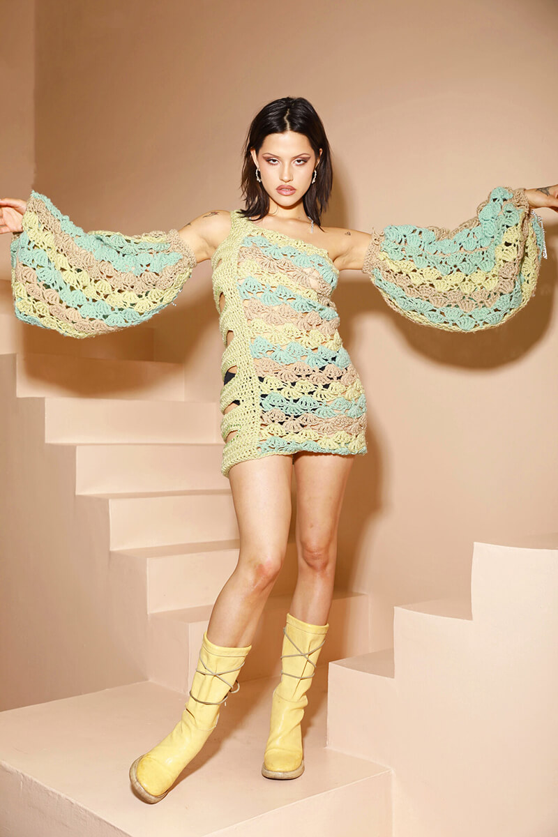 See How Bailey Prado Is Redefining Contemporary Knitwear