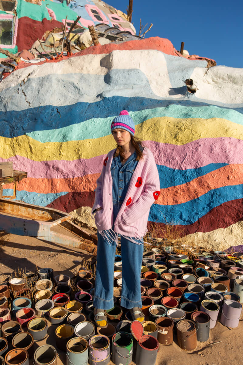 Live Colorfully With Vibrant AW21 Designs From Mira Mikati
