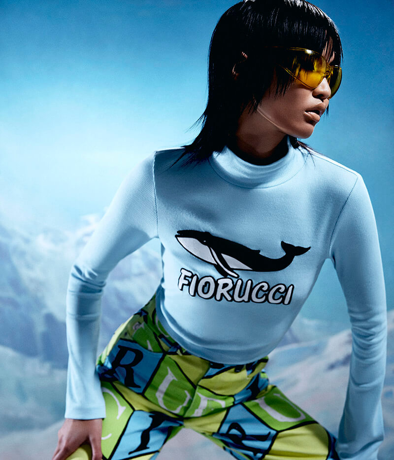Fiorucci Brings Some Winter Glam For AW21 With Its Snow Cruiser Collection