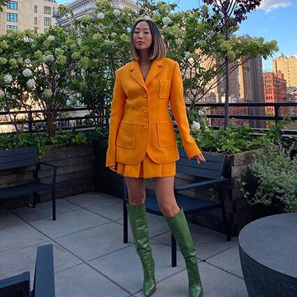 aimee-song-orange-skirt-suit-02