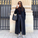 The Leather Skirt Outfit You Should Copy Right Now
