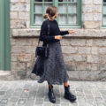 How To Style A Summer Dress This Fall