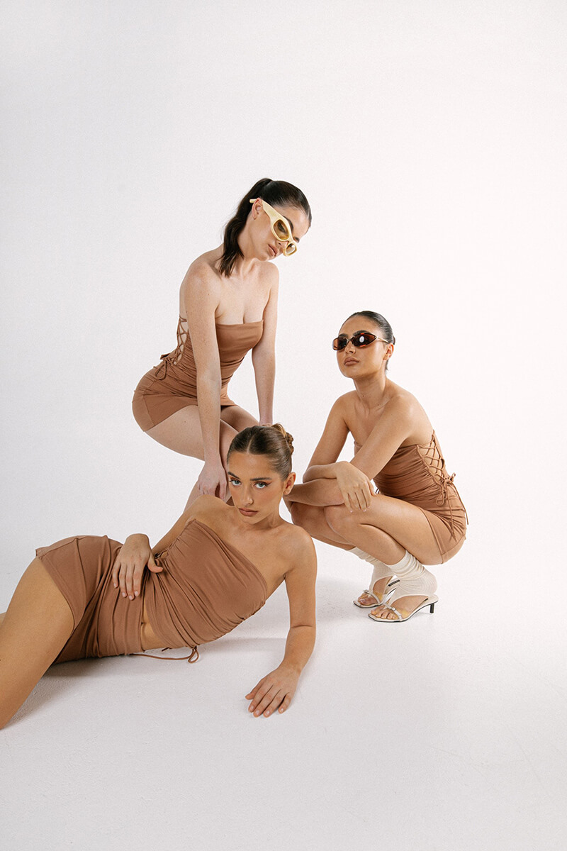 Invite Cool Girl Style Into Your Wardrobe With This Lineup From Amelie Teje