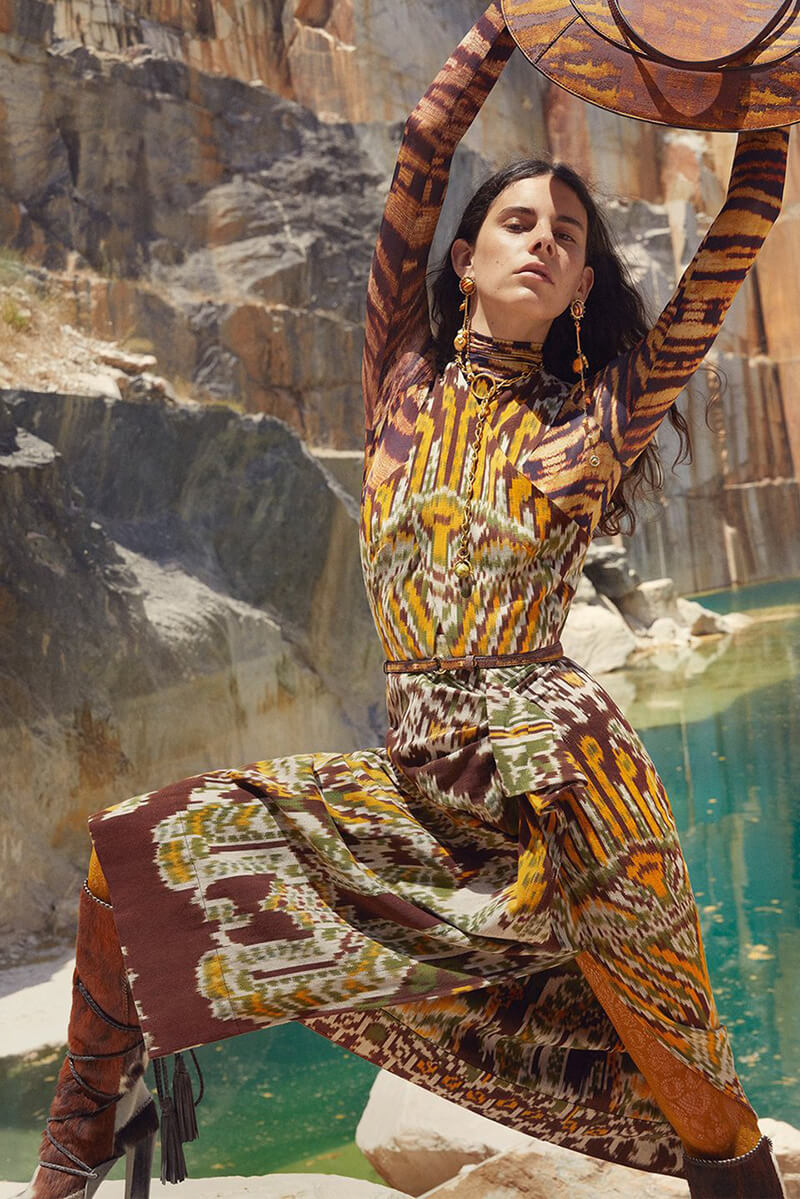 Treat Yourself To Intricate Fall Designs From Ulla Johnson