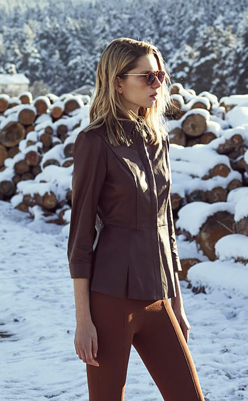 Get Excited For Cooler Temperatures With This Collection From Zeynep Arcay