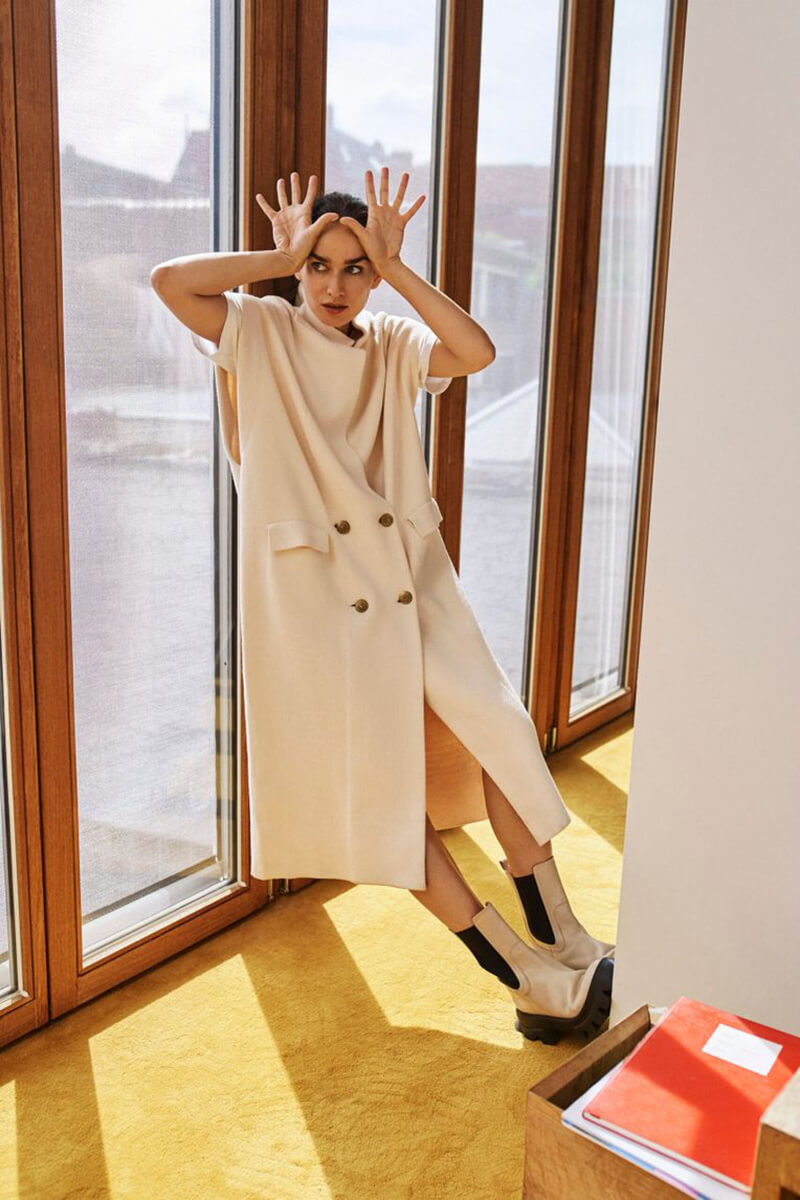 Fall Makes a Splash In This Head-Turning Collection From Essentiel Antwerp