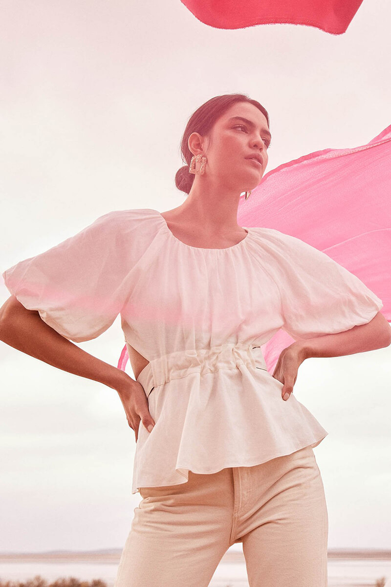 Romantic Details Steal The Show In This Dreamy Fall Collection From ASTR The Label