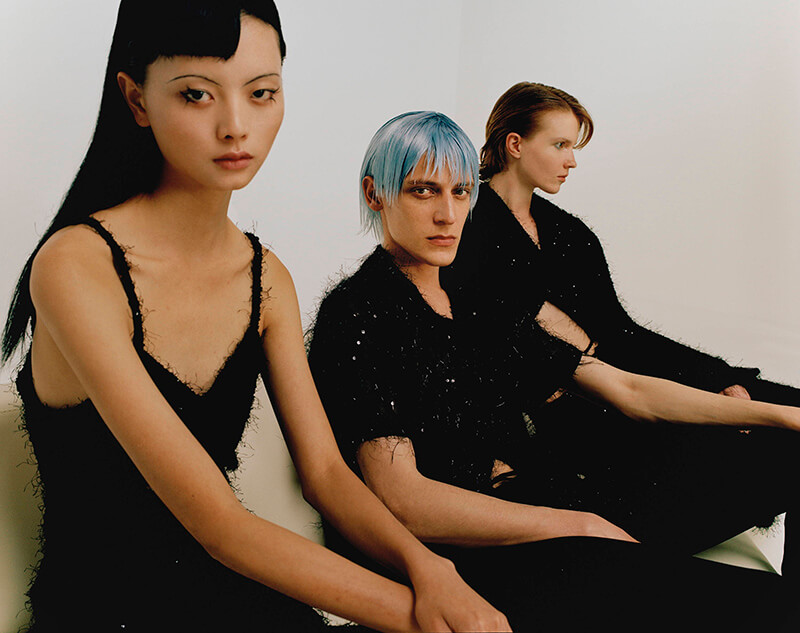 Minimalism and Deconstructionism Join Forces In This FW21 Collection From Pann