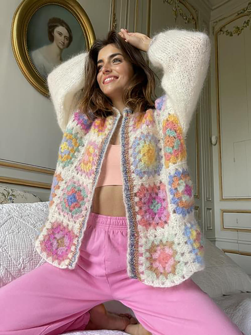 Steal The Show With Bright, Bold Knitwear From Rose Carmine
