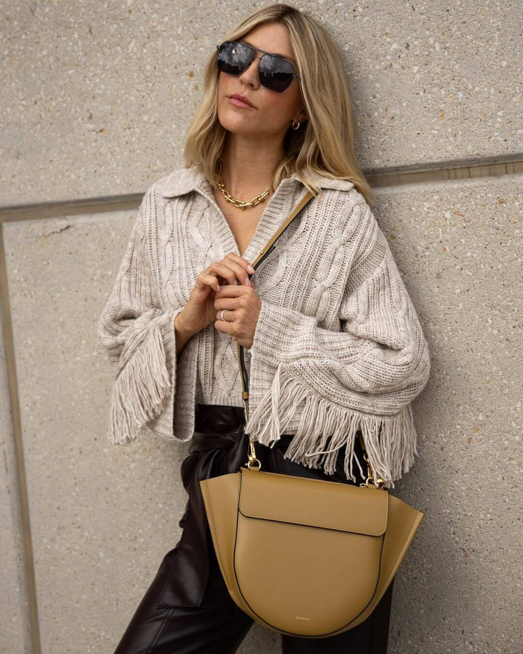 17 Must-Have Cable Knit Sweaters To Live In