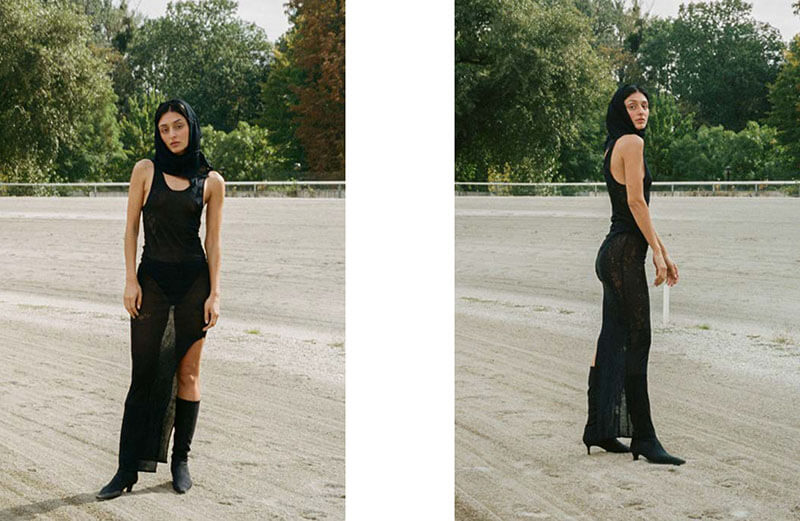 Christina Seewald Explores Status, Representation & Its Contradictions For SS22