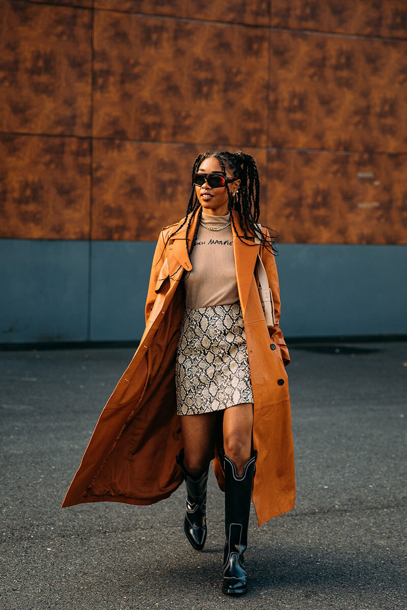 Our Favorite 25 Street Style Looks From Paris Fashion Week Spring 2022 Shows