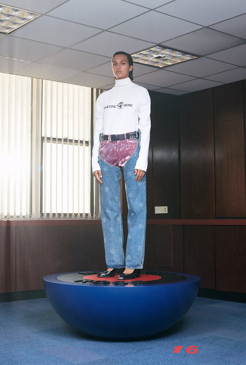 Martine Rose Expertly Strikes A Balance Between High-Fashion and Streetwear