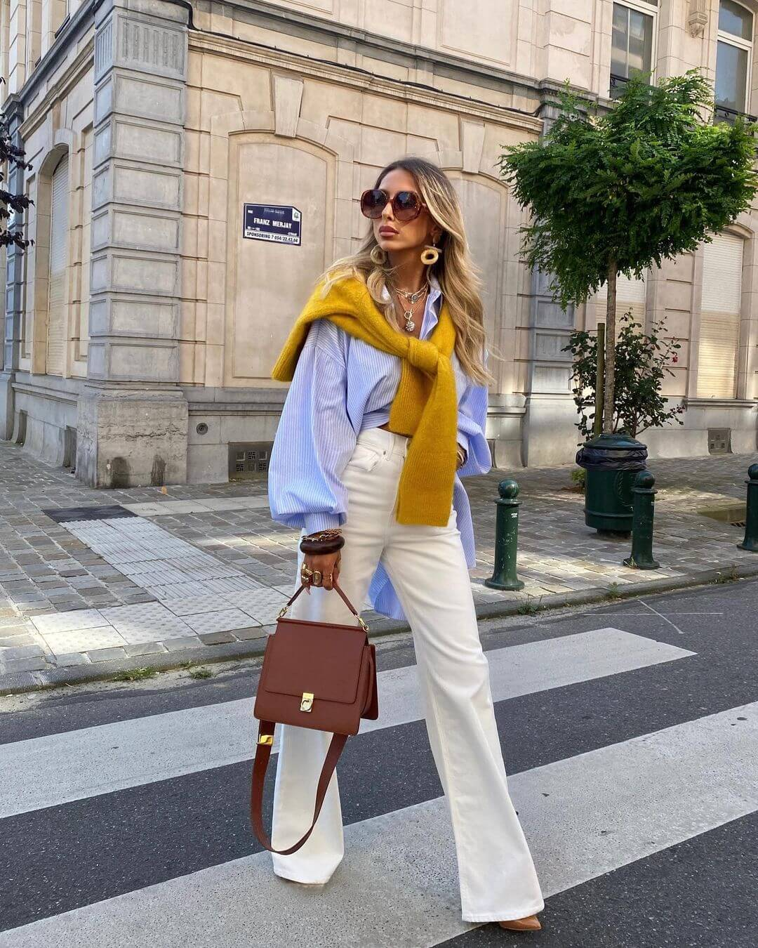 17 Best White Jeans To Wear Through Fall